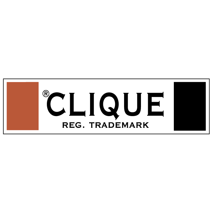 free vector Clique