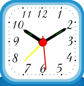 free vector Clock Alarm clip art