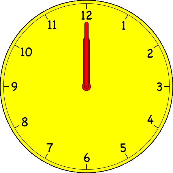 free vector Clock clip art