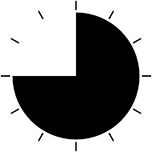 free vector Clock Periods clip art