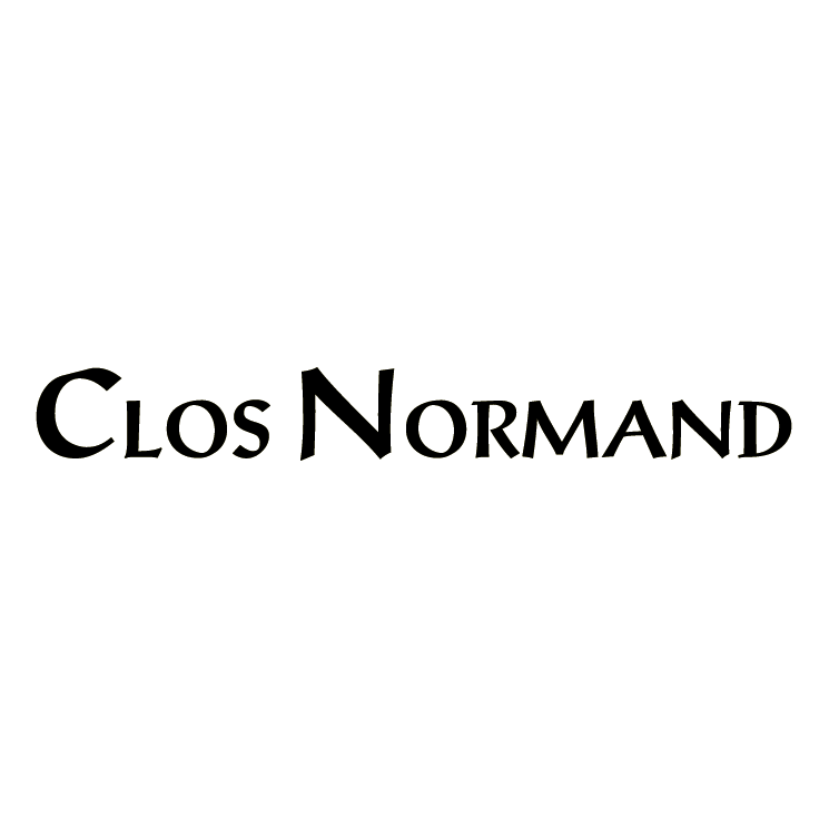 free vector Clos normand
