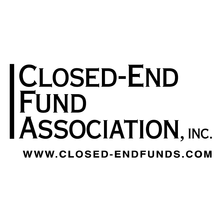 free vector Closed end fund association