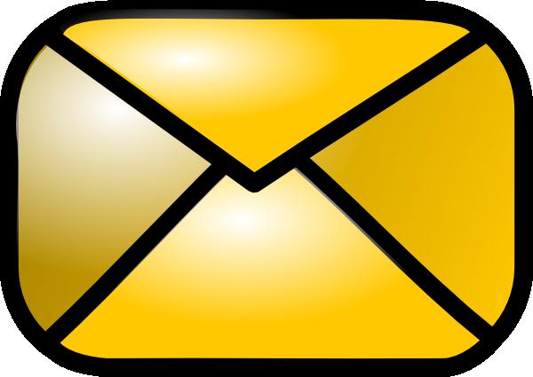 free vector Closed Envelope Icon clip art