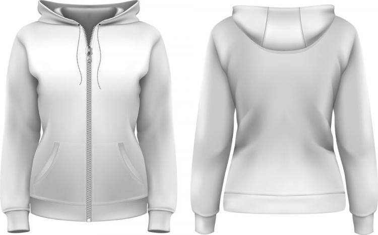 free vector Clothes template 19 vector