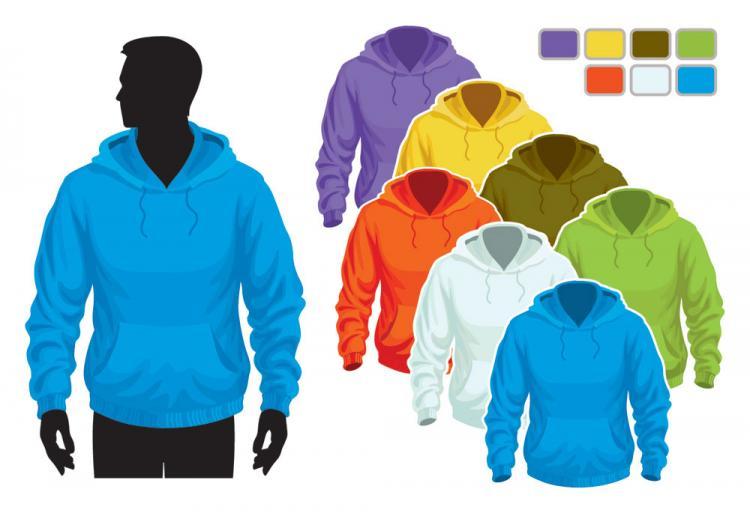 clothes templates 09 vector free vector 4vector