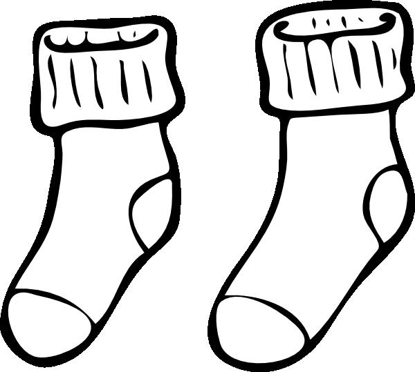 Pair of Babys White Socks on White Textile  pexelscom