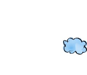 free vector Cloud clip art