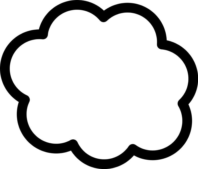 cloud free vector 4vector rh 4vector com cloud vector png cloud vector png