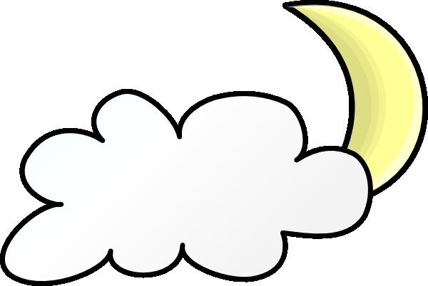 free vector Cloudy clip art