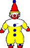 free vector Clown clip art