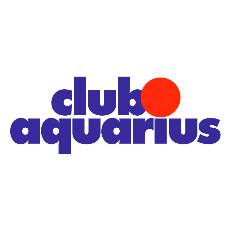 free vector Club aquarius 0