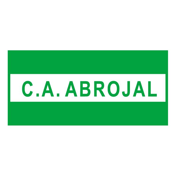 free vector Club atletico abrojal de pilar