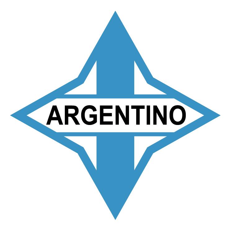 free vector Club atletico argentino de guaymallen