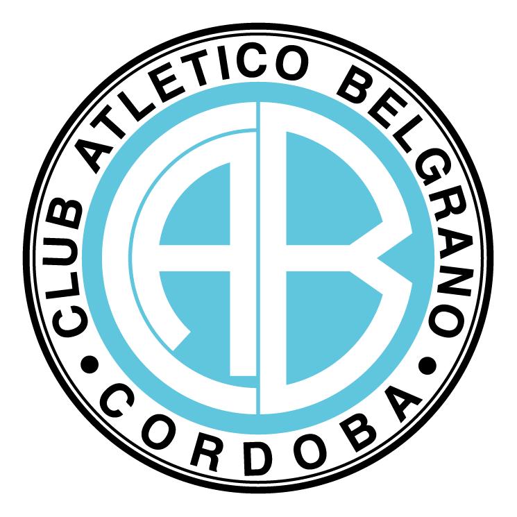 free vector Club atletico belgrano