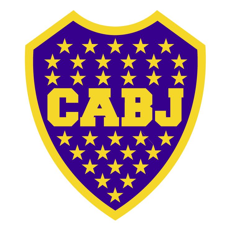 free vector Club atletico boca juniors