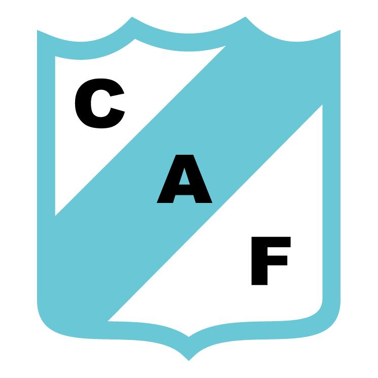 free vector Club atletico ferrocarril de concordia