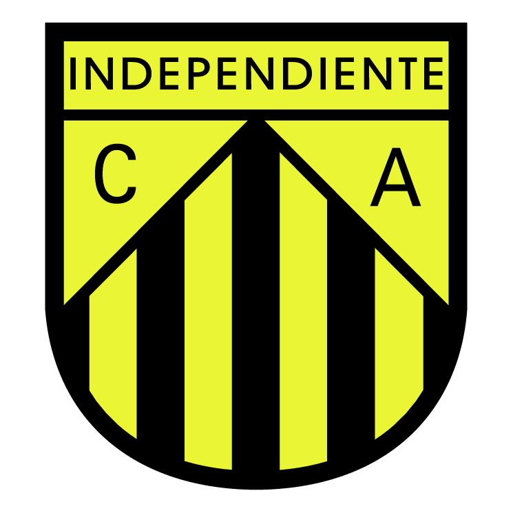 free vector Club atletico independiente de fernandez