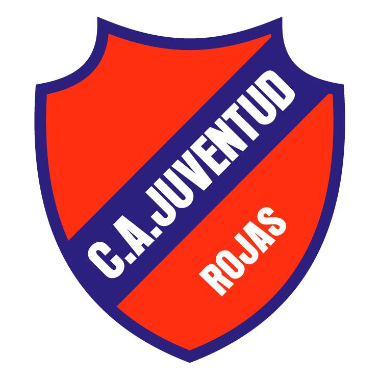 free vector Club atletico juventud de rojas