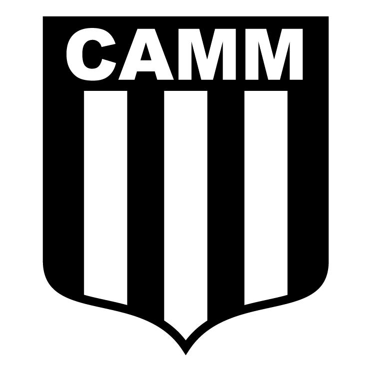 free vector Club atletico mariano moreno de junin