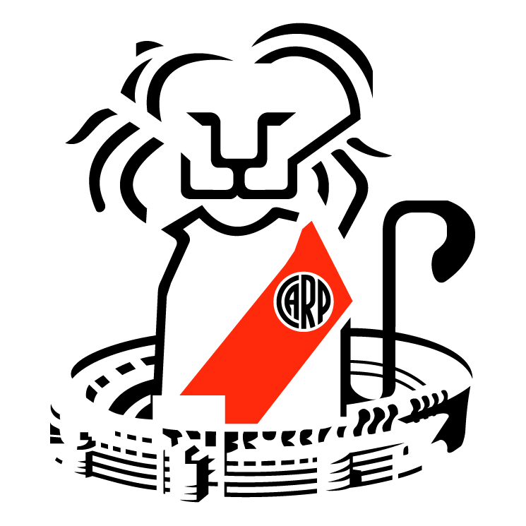 free vector Club atletico river plate 1