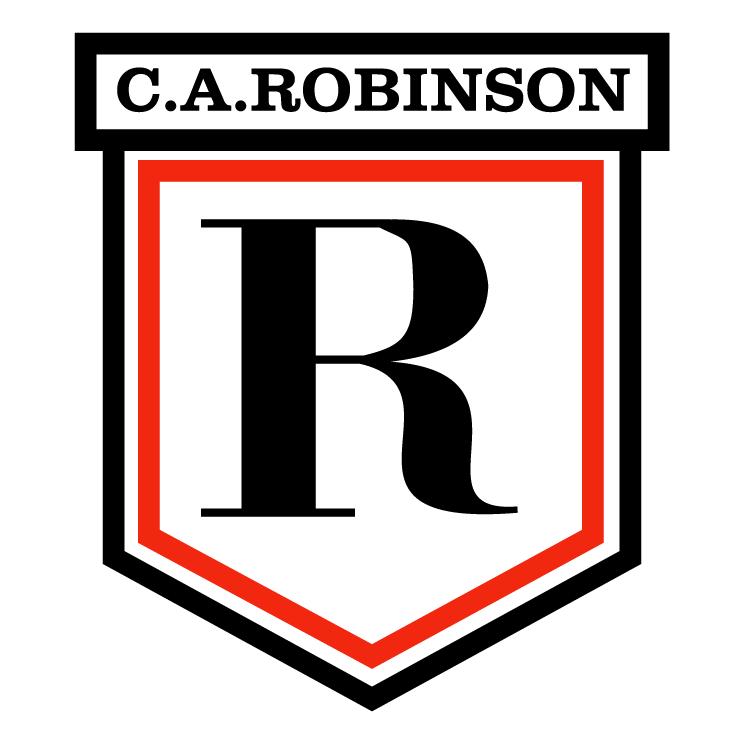 free vector Club atletico robinson de corrientes