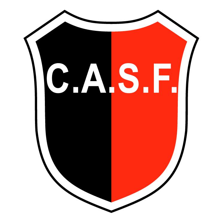 free vector Club atletico san fernando de resistencia