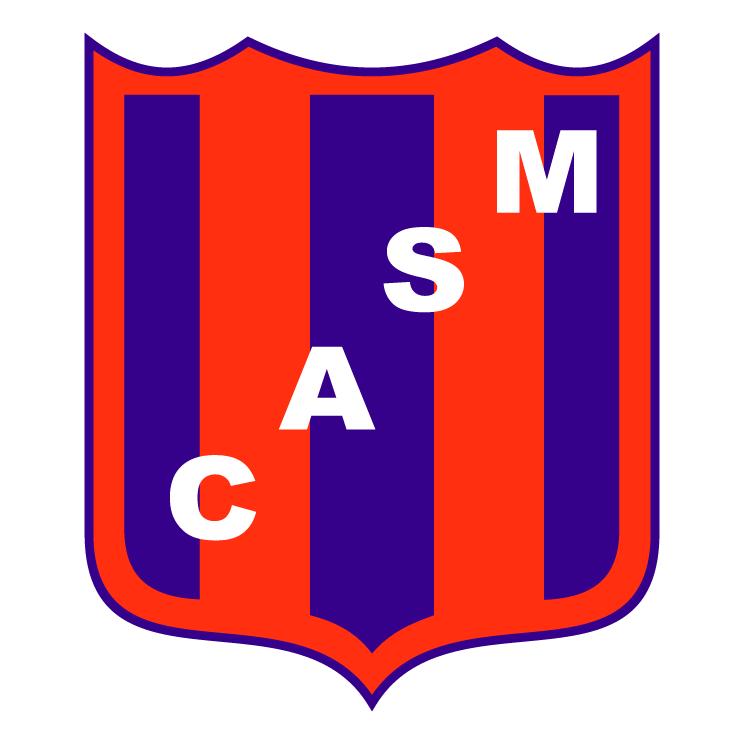 free vector Club atletico san miguel de monte