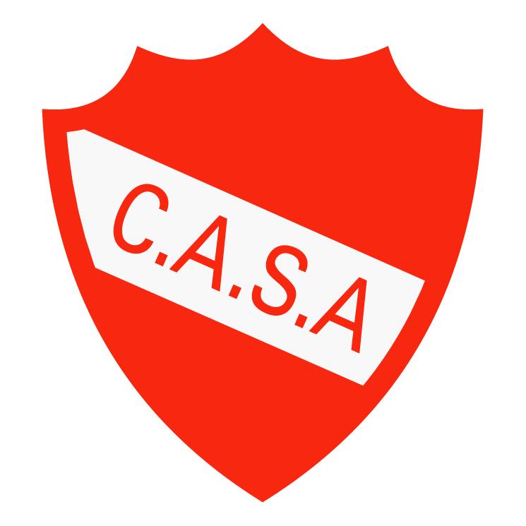 free vector Club atletico santa ana de santa ana