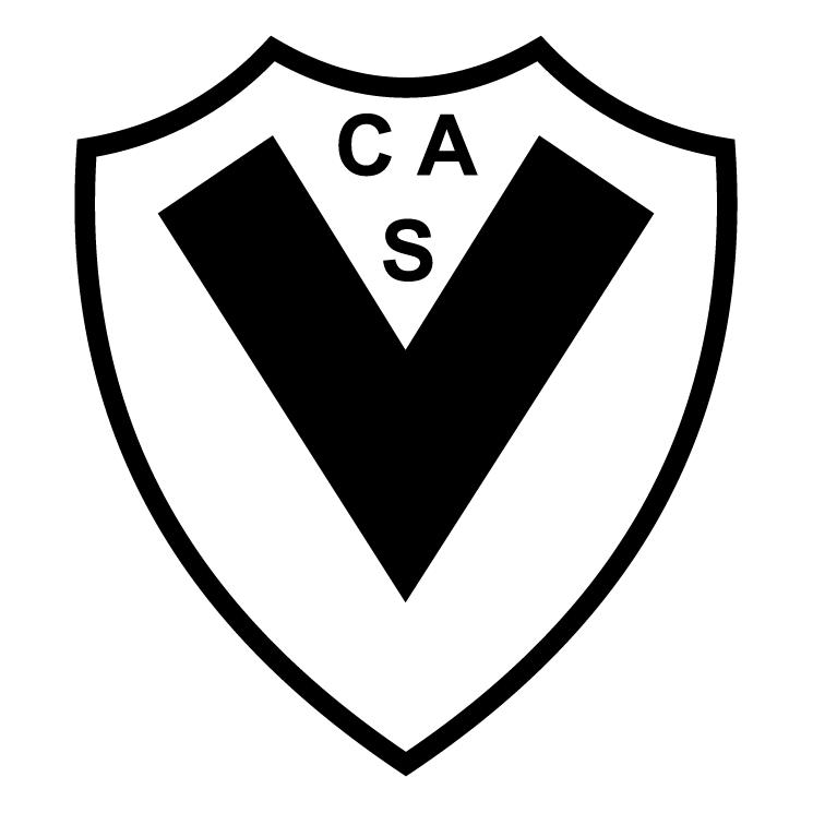 free vector Club atletico sarmiento de coronel vidal