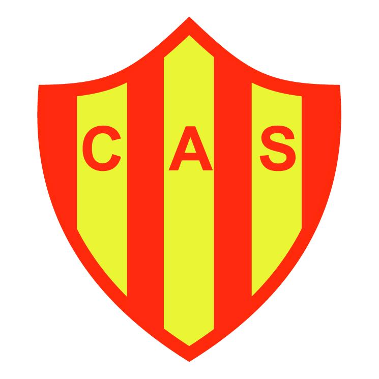 free vector Club atletico sarmiento de resistencia