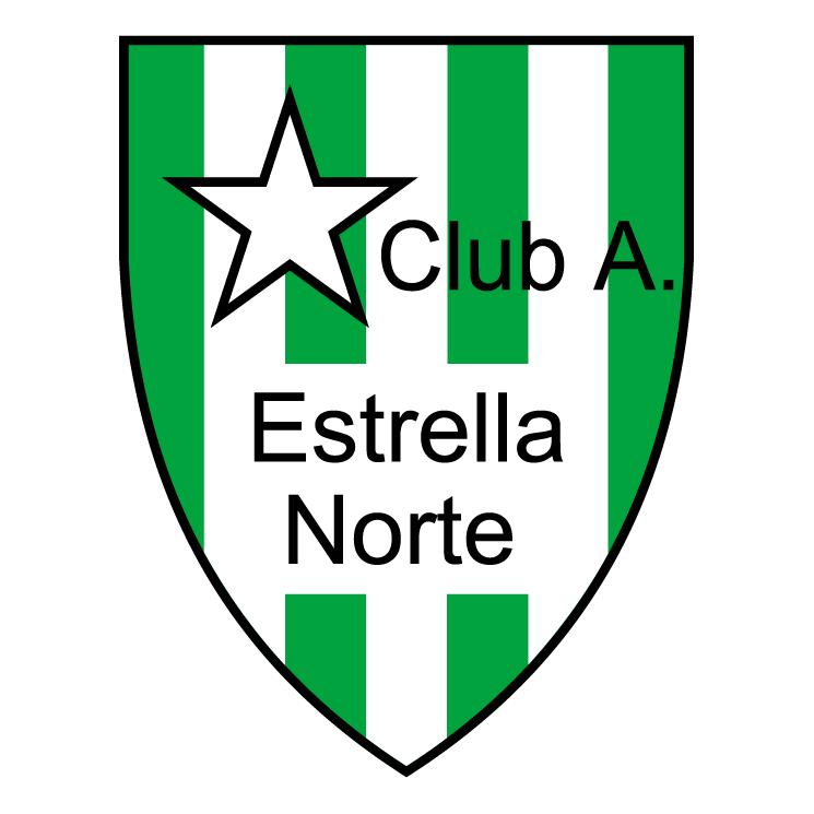 free vector Club atletico social y deportivo estrella del norte de caleta olivia