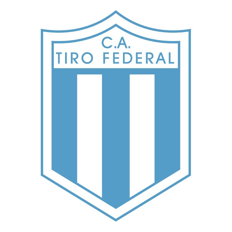 free vector Club atletico tiro federal de comodoro rivadavia