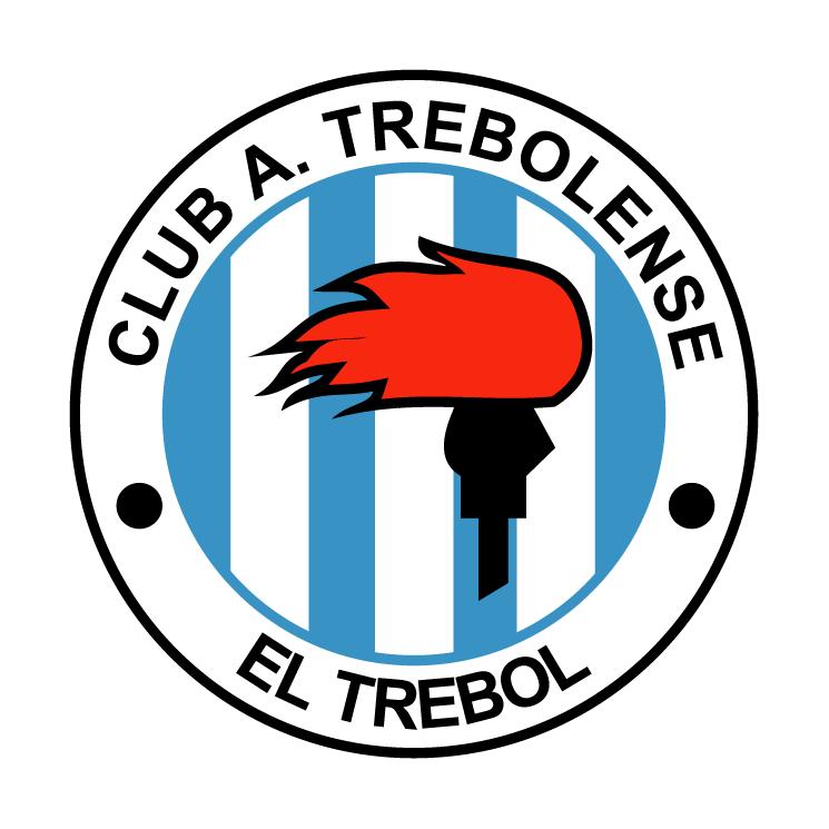 free vector Club atletico trebolense de el trebol