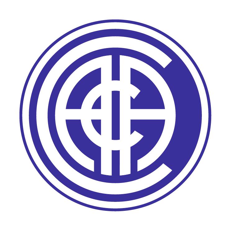 free vector Club atletico y cultural argentino de general pico