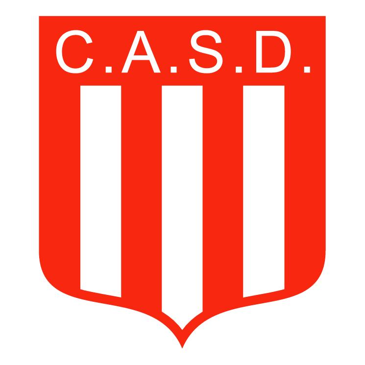 free vector Club atletico y social dudignac de dudignac
