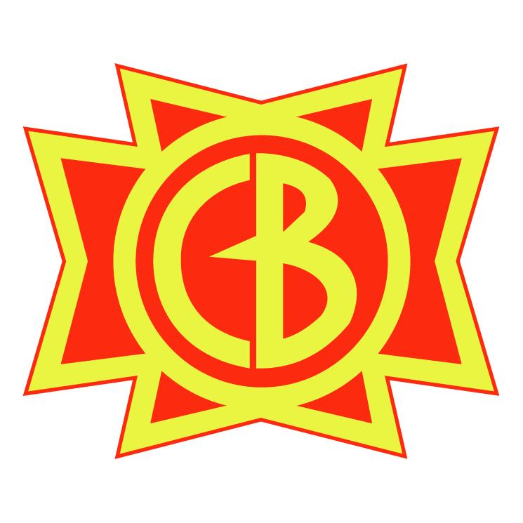 free vector Club belgrano de san nicolas