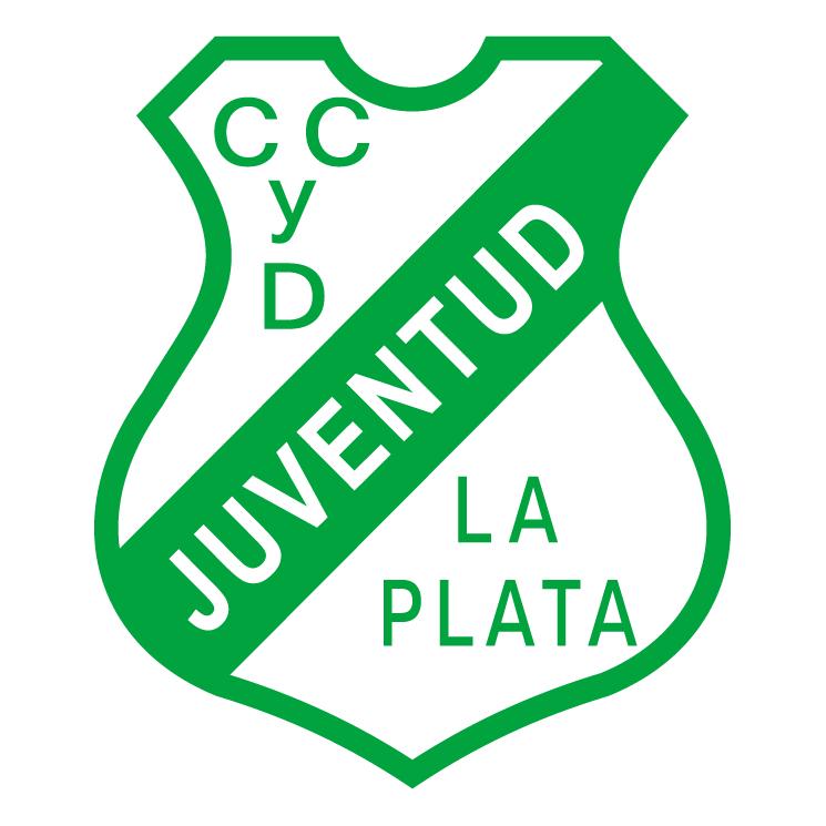 free vector Club cultural y deportivo juventud de la plata