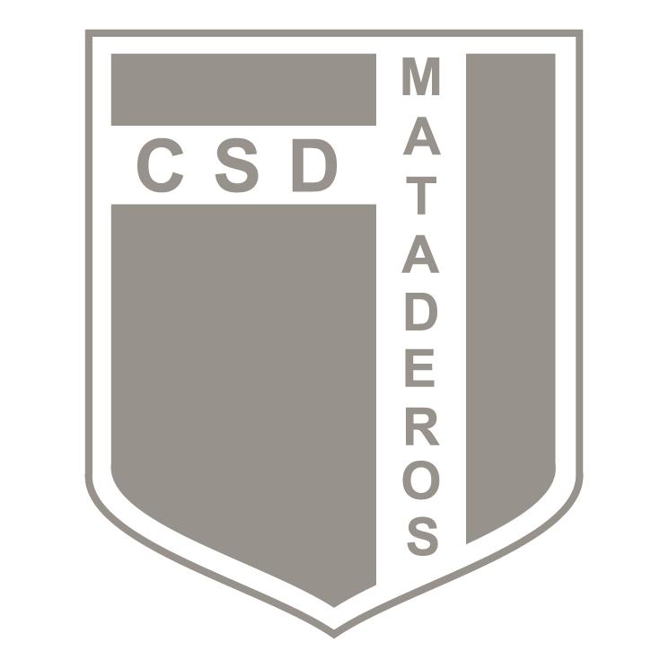 free vector Club defensores de mataderos san nicolas
