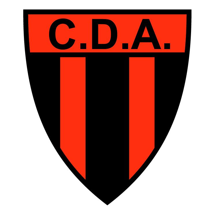 free vector Club deportivo alvear de general alvear