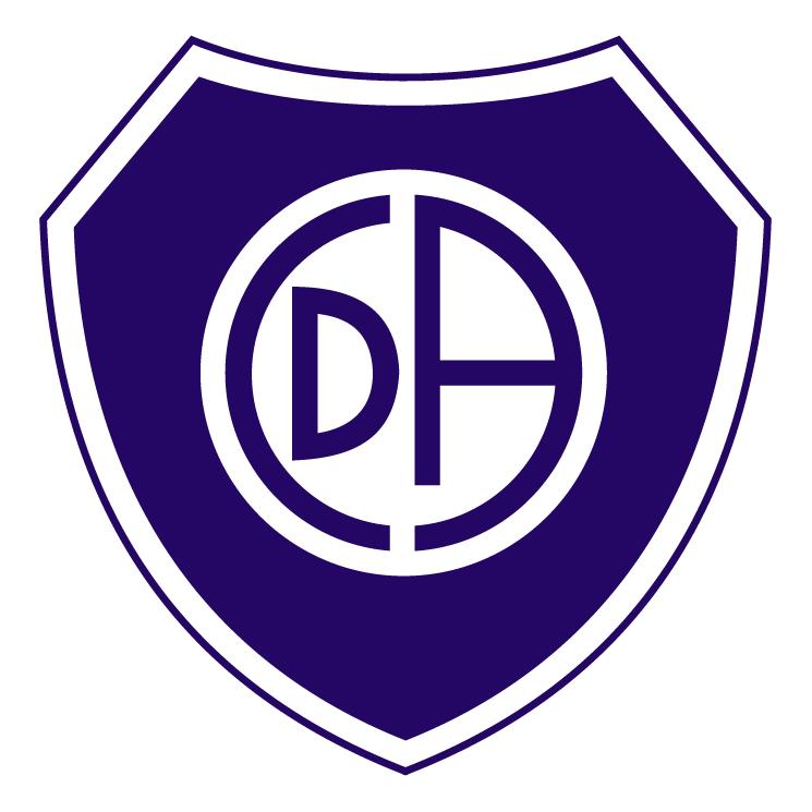 free vector Club deportivo argentino de pehuajo