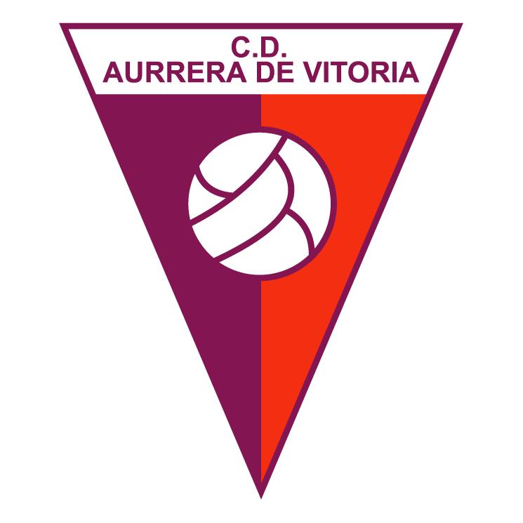 free vector Club deportivo aurrera de vitoria