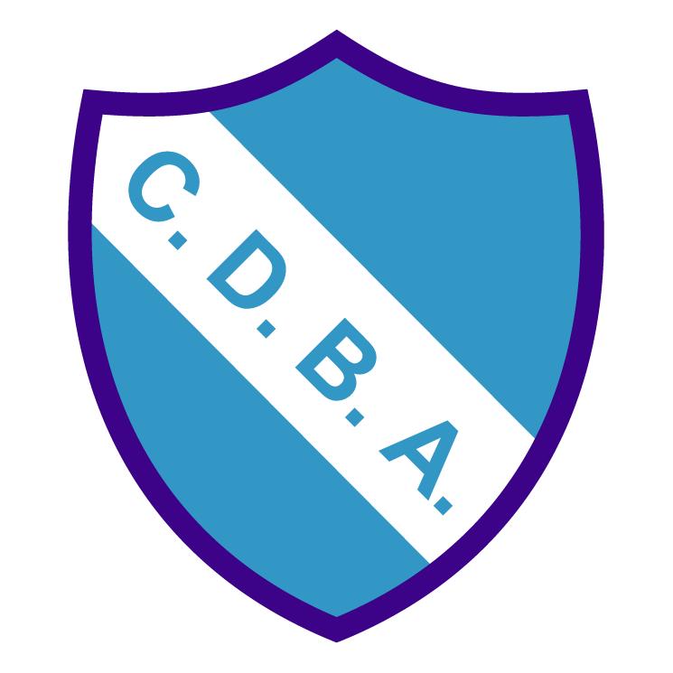 free vector Club deportivo barrio alegre de trenque lauquen