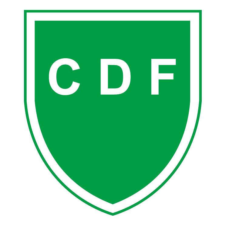 free vector Club deportivo ferroviario de general guemes