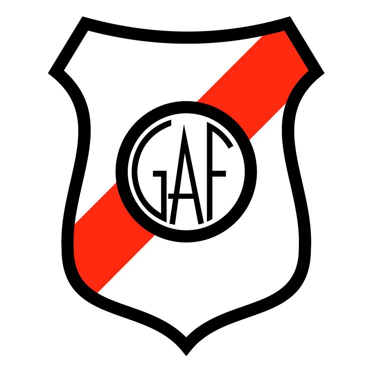 free vector Club deportivo guarani antonio franco de posadas