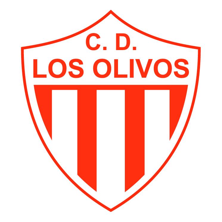 free vector Club deportivo los olivos de general guemes