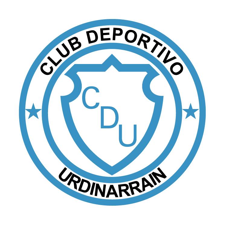free vector Club deportivo urdinarrain de urdinarrain