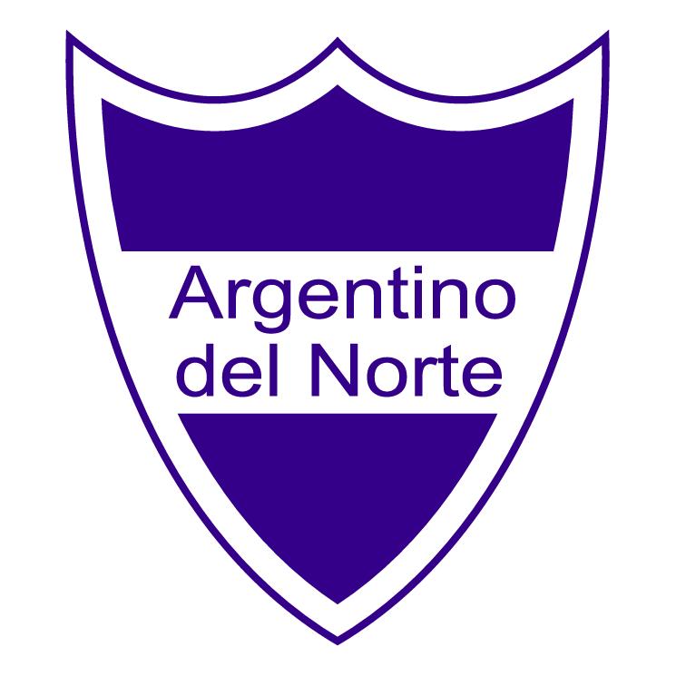 free vector Club deportivo y cultural argentino del norte de resistencia