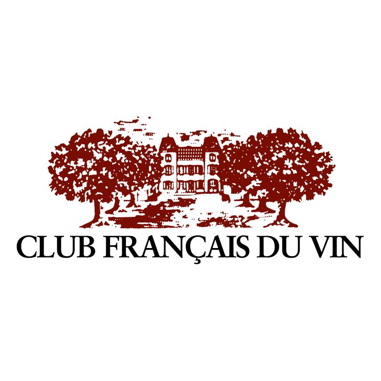 free vector Club francais du vin