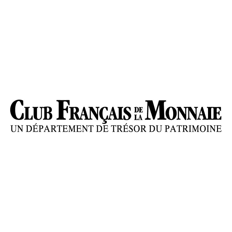 free vector Club francais monnaie 0