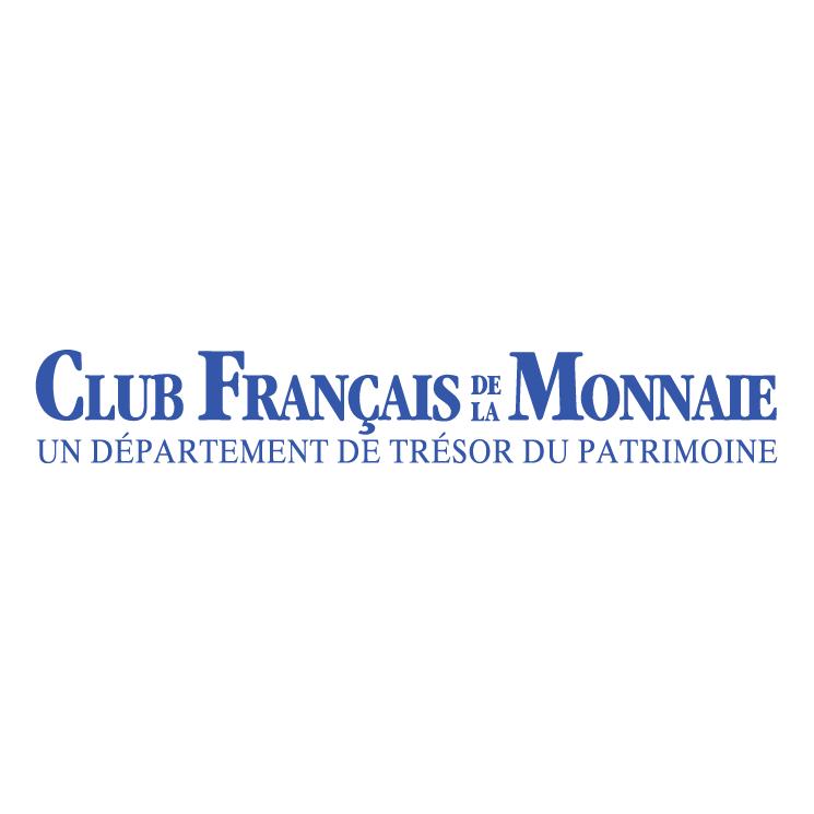 free vector Club francais monnaie
